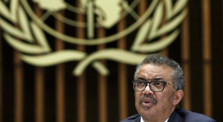 Ο επικεφαλής του Παγκόσμιου Οργανισμού Υγείας ανησυχεί για τον πόλεμο στην Αιθιοπία