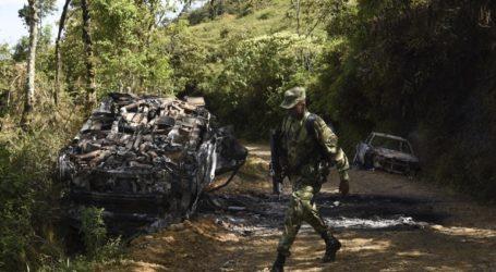 Πέντε νεκροί, ανάμεσά τους ένα 3χρονο κορίτσι, σε επίθεση του ELN