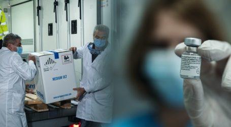 Νέα παρτίδα εμβολίων