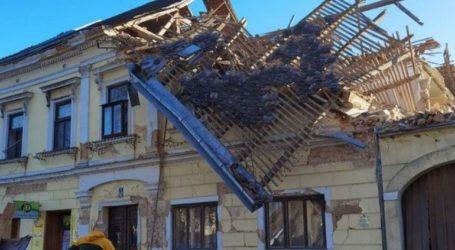 Ο σεισμός στην Πέτρινια έγινε αισθητός και στην Ιταλία