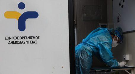 Σε 5.928 rapid test στη χώρα βρέθηκαν 52 κρούσματα Covid-19