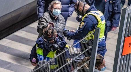 Η Σουηδία συστήνει τη χρήση της μάσκας στις ώρες αιχμής