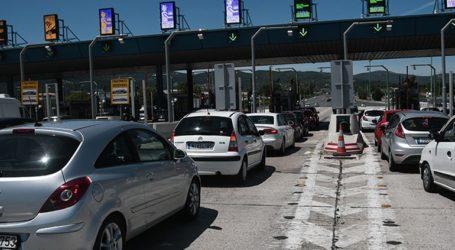 Οι νέες τιμές των μετωπικών και πλευρικών διοδίων σε αυτοκινητόδρομους