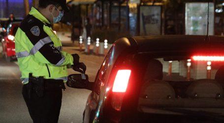 Μπλόκα της ΕΛ.ΑΣ. και σαρωτικοί έλεγχοι στους δρόμους της χώρας την παραμονή της Πρωτοχρονιάς
