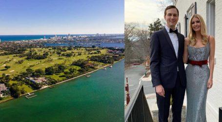 Ivanka Trump-Jared Kushner: Στο «Νησί των Δισεκατομμυριούχων» μετά την αποχώρηση από τον Λευκό Οίκο