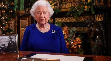 Το μήνυμα της βασίλισσας Ελισάβετ για τα φετινά Χριστούγεννα