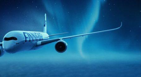 Η Finnair προσφέρει πτήσεις εικονικής πραγματικότητας στο χωριό του Άι Βασίλη για 10 ευρώ