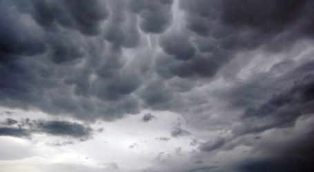 Nεφελώδης ο καιρός στον Βόλο – Μικρή πιθανότητα βροχής