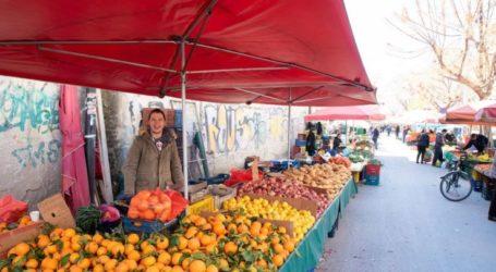 Δημιουργείται νέα λαϊκή αγορά στο Αλκαζάρ – Ομόφωνη απόφαση από το δημοτικό συμβούλιο Λάρισας