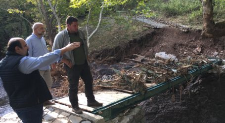 Χρ. Τριαντόπουλος: Το Πράσινο Ταμείο θα χρηματοδοτήσει την αποκατάσταση του Περιβαλλοντικού Πάρκου Ανάβρας