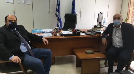 Χρ. Τριαντόπουλος: Νέα χρηματοδότηση για αποκατάσταση υποδομών στον Αλμυρό