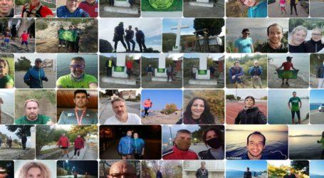 Πάνω από 300 δρομείς του ΣΔΥ Βόλου έτρεξαν με ασφάλεια μέσα στο Νοέμβριο