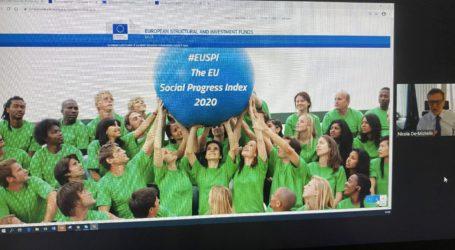 Η Περιφέρεια Θεσσαλίας στο  EU-SPI Launch Event 2020 για τον Ευρωπαϊκό Δείκτη Κοινωνικής Προόδου