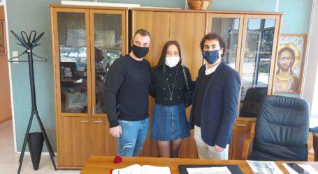 Αργύρης Κοπάνας: Στη Νέα Αγχίαλο την τελευταία ημέρα του χρόνου για ανταλλαγή ευχών με τους επαγγελματίες και την τέλεση δύο πολιτικών γάμων