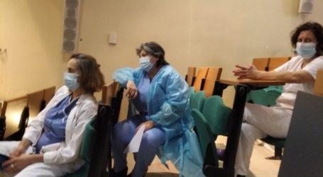 Κορωνοϊός: Ψυχολόγοι αναλαμβάνουν την υποστήριξη γιατρών και νοσηλευτικού προσωπικού στο Γενικό Νοσοκομείο Λάρισας
