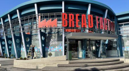 Δείτε φωτογραφίες: Άνοιξε τις πύλες του στη Λάρισα το εντυπωσιακό Bread Factory