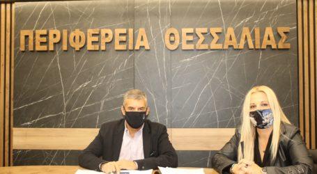 Περιφέρεια Θεσσαλίας: 1,7 εκατ. ευρώ για την ενίσχυση της οδικής ασφάλειας στην Π.Ε. Μαγνησίας