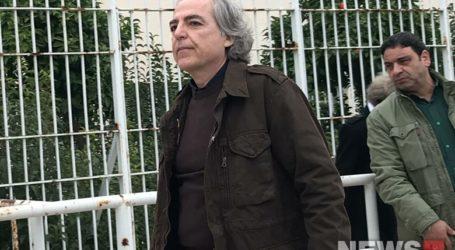 Στις φυλακές Δομοκού μεταφέρθηκε ο Δημήτρης Κουφοντίνας από τον Βόλο
