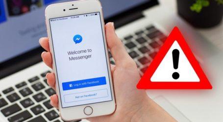 Facebook: Σοβαρά προβλήματα με τη λειτουργία του Messenger
