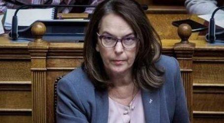 Παπανάτσιου: Η ΝΔ θα συνεχίσει το σχέδιο ιδιωτικοποιήσεων στο ΕΣΥ