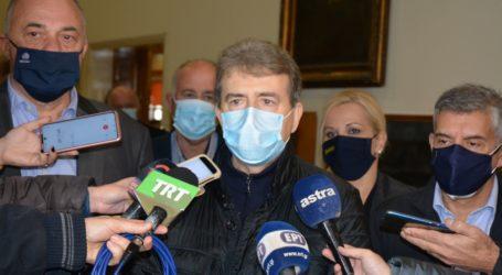 Χρυσοχοϊδης: Δε θα ισχύσουν για τη Μαγνησία έκτακτα μέτρα για την επέτειο Γρηγορόπουλου