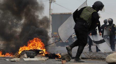Δύο νεκροί στο Περού σε συγκρούσεις μεταξύ αστυνομικών και εργατών γης