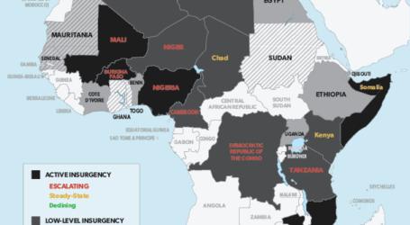 Μήπως η Αφρική ξεπερνά τη Μέση Ανατολή ως το νέο πεδίο μάχης της τζιχάντ;