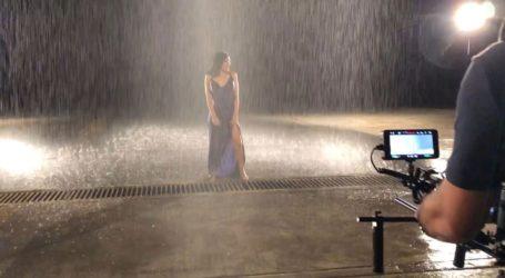 Το govastileto.gr στα γυρίσματα του νεόυ video clip της Λένας Ζευγαρά