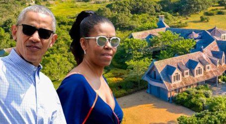 Οι Obamas μόλις απέκτησαν ένα πολυτελές σπίτι στο νησί Martha's Vineyard!