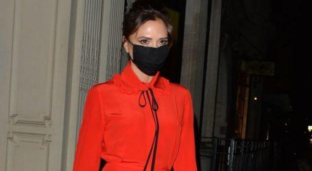 Τα sexy pants που φόρεσε η Victoria Beckham για το ραντεβού της με τον David