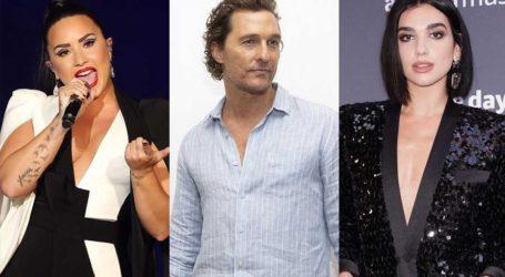 Hello 2021: Πρωτοχρονιά με τους Matthew McConaughey, Dua Lipa, J Balvin