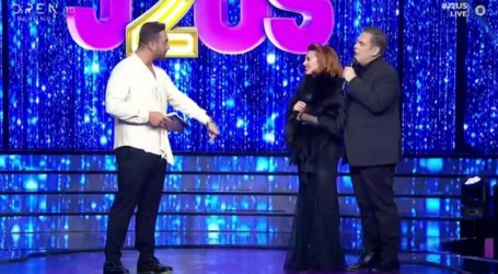 J2US: O Αντώνης Λουδάρος και η Πέννυ Μπαλτατζή αποχώρησαν από το 8ο live