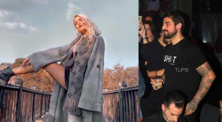 Ιωάννα Τούνη – Γιάννης Σιδεράκης: Σταμάτησαν να ακολουθούν ο ένας τον άλλο στο Instagram