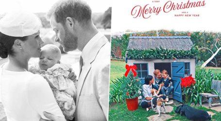 Meghan Markle – Πρίγκιπας Harry: Αποκαλύφθηκε η επίσημη κάρτα τους για τα φετινά Χριστούγεννα