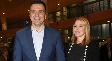 Τζένη Μπαλατσινού & Βασίλης Κικίλιας: Όλες οι λεπτομέρειες για τη γέννηση του γιου τους