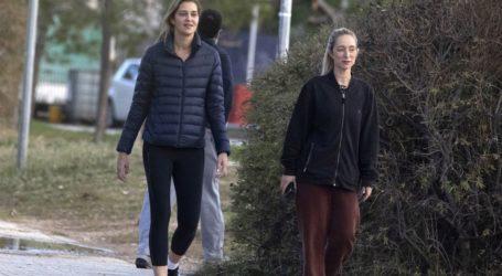 Ana Beatriz Barros: Με athleisure look στη Γλυφάδα