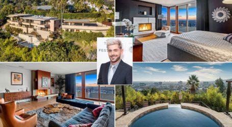 Ο Zac Efron πουλάει την υπερπολυτελή κατοικία του στο Λος Άντζελες για 5,9 εκατ. δολάρια