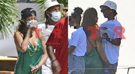 Η Rihanna και ο ASAP Rocky ζουν τον έρωτά τους στα Barbados
