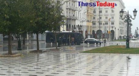 «Αστακός» η Θεσσαλονίκη ενόψει των συγκεντρώσεων για τον Γρηγορόπουλο