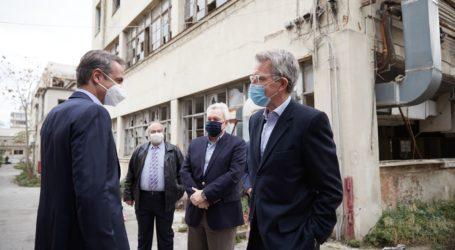 Η πρώτη Πολιτεία Καινοτομίας στην Ελλάδα στην παλιά βιομηχανία «ΧΡΩΠΕΙ»