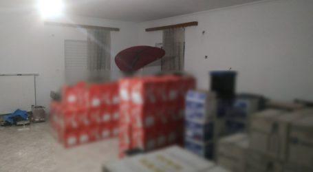 Εξαρθρώθηκε εγκληματική οργάνωση που εισήγαγε λαθραία αλκοολούχα ποτά από τη Βουλγαρία