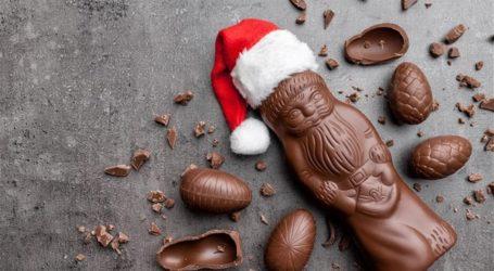 Αη-Βασίληδες από σοκολάτα: Για κάθε ευρώ οι παραγωγοί παίρνουν μόνο 7 λεπτά