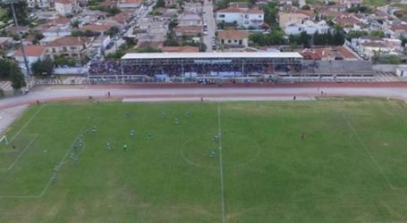 Βελτιώνει τις εγκαταστάσεις σε τρία γήπεδα στο Δήμο Αλμυρού η Περιφέρεια Θεσσαλίας