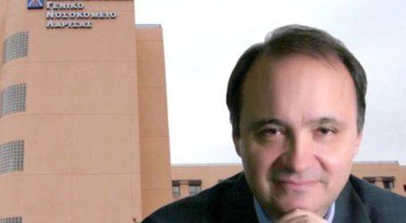 Λάρισα: Ο καθηγητής Δ. Μπόγδανος εμβολιάστηκε και στέλνει μήνυμα σε όσους δεν πιστεύουν στα εμβόλια