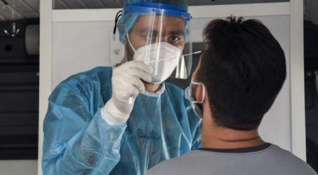 Τύρναβος: Θετικός στον κορωνοϊό ένας άνδρας μετά από rapid tests που πραγματοποιήθηκαν σήμερα στην περιοχή