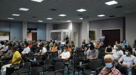 Τα θέματα ημερήσιας διάταξης στην συνεδρίαση του δημοτικού συμβουλίου Λάρισας την Τρίτη 22/12