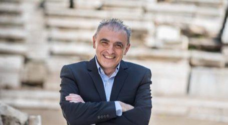 Πατέρας για τρίτη φορά ο πρόεδρος του δημοτικού συμβουλίου Λάρισας Δημήτρης Δεληγιάννης