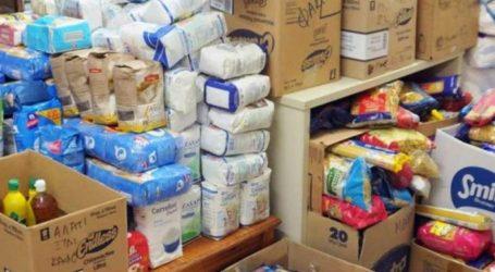 Δήμος Αλμυρού: Διένειμε τρόφιμα σε ευπαθείς κοινωνικά ομάδες