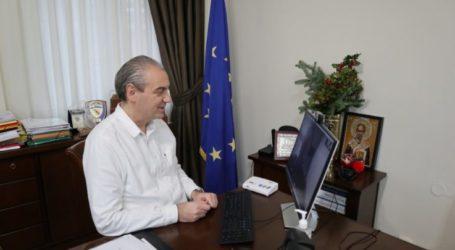 «Έφτασε» το ίντερνετ στη Συκέα Ελασσόνας – Τηλεδιάσκεψη του δημάρχου και του περιφερειακού διευθυντή ΟΤΕ