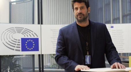 Πανευρωπαϊκή εκστρατεία Γεωργούλη για την στήριξη του Πολιτισμού με τη συμμετοχή 103 ευρωβουλευτών